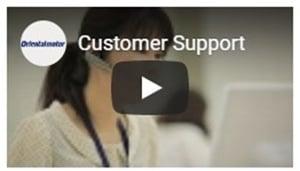 Oriental Motor service & support
