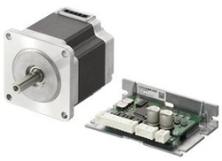 CVK-SC Series stepper motor and driver