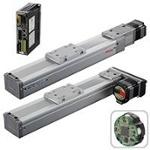 EZS Series Linear Slides with Alphastep Hybrid Control