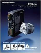 AZ Series motors & actuators product catalog