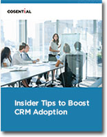 Insider Tips to Boost CRM Adoption