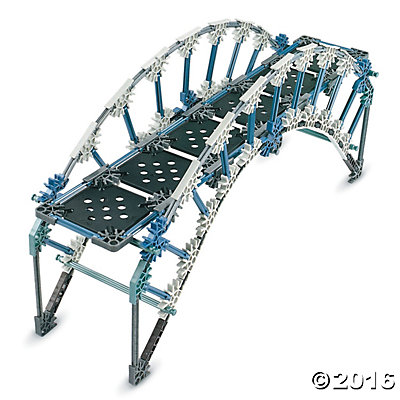K'Nex Intro to Bridges