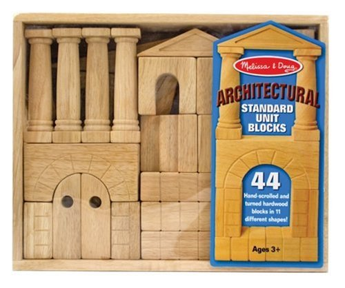Architectural Block Set