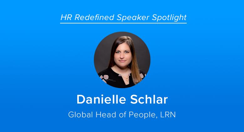 Meet HR Redefined Speaker Danielle Schlar