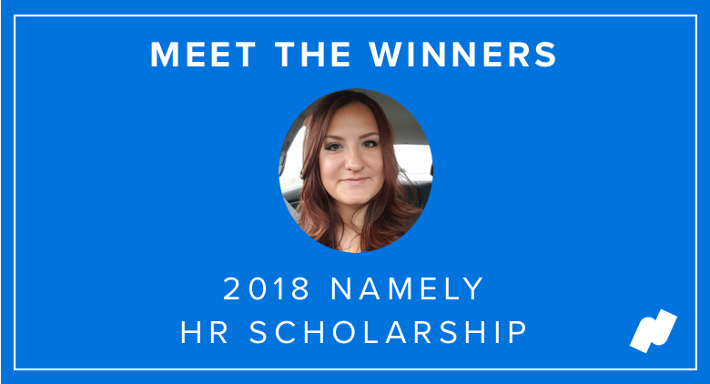 Meet Namely's 2018 HR Scholarship Winners: Sara Shinn