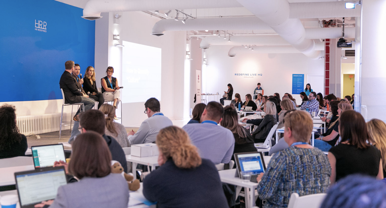 The Top 5 Sessions from HR Redefined 2018