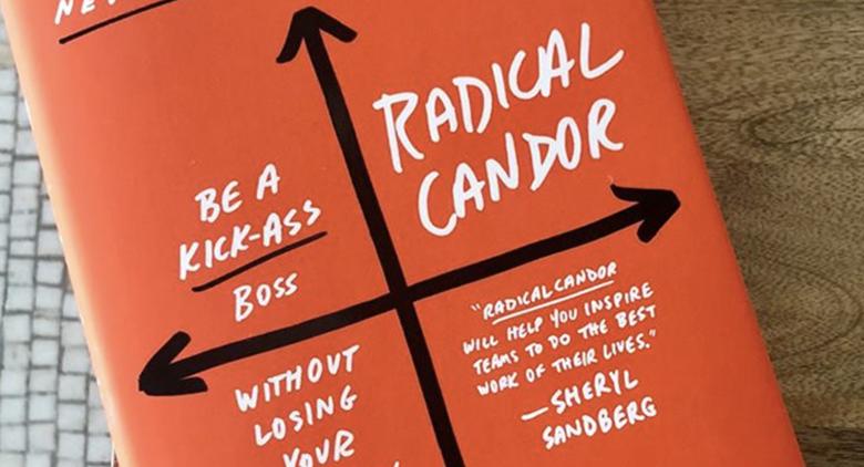 HRreads April Book Pick: 'Radical Candor'