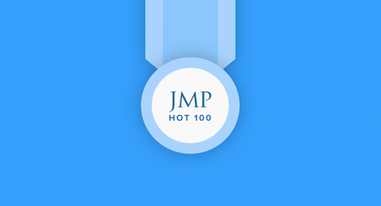 Namely Included on JMP Hot 100 List for Second Consecutive Year