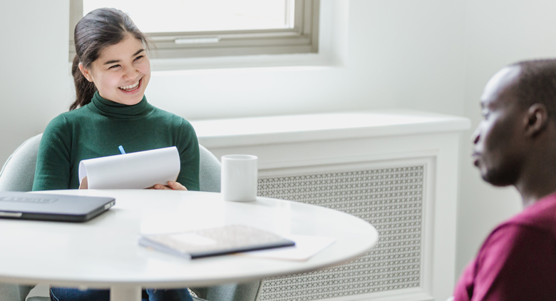 3 Ways to Ease Candidates' Interview Nerves