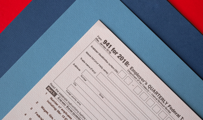 The HR and Payroll Guide to the Form 941