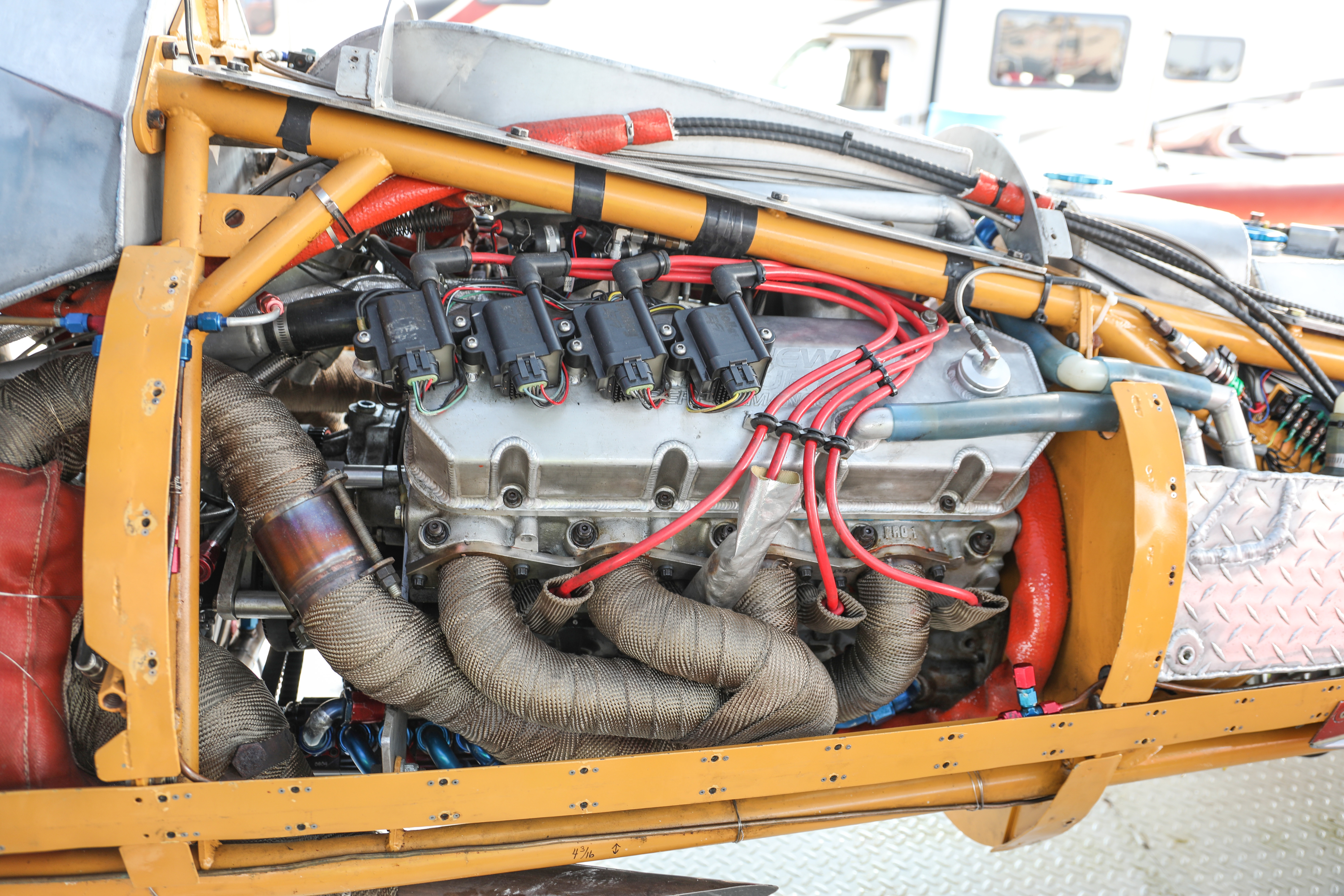 Inside Team Carbinite's Streamliner and the Quest for a 400+