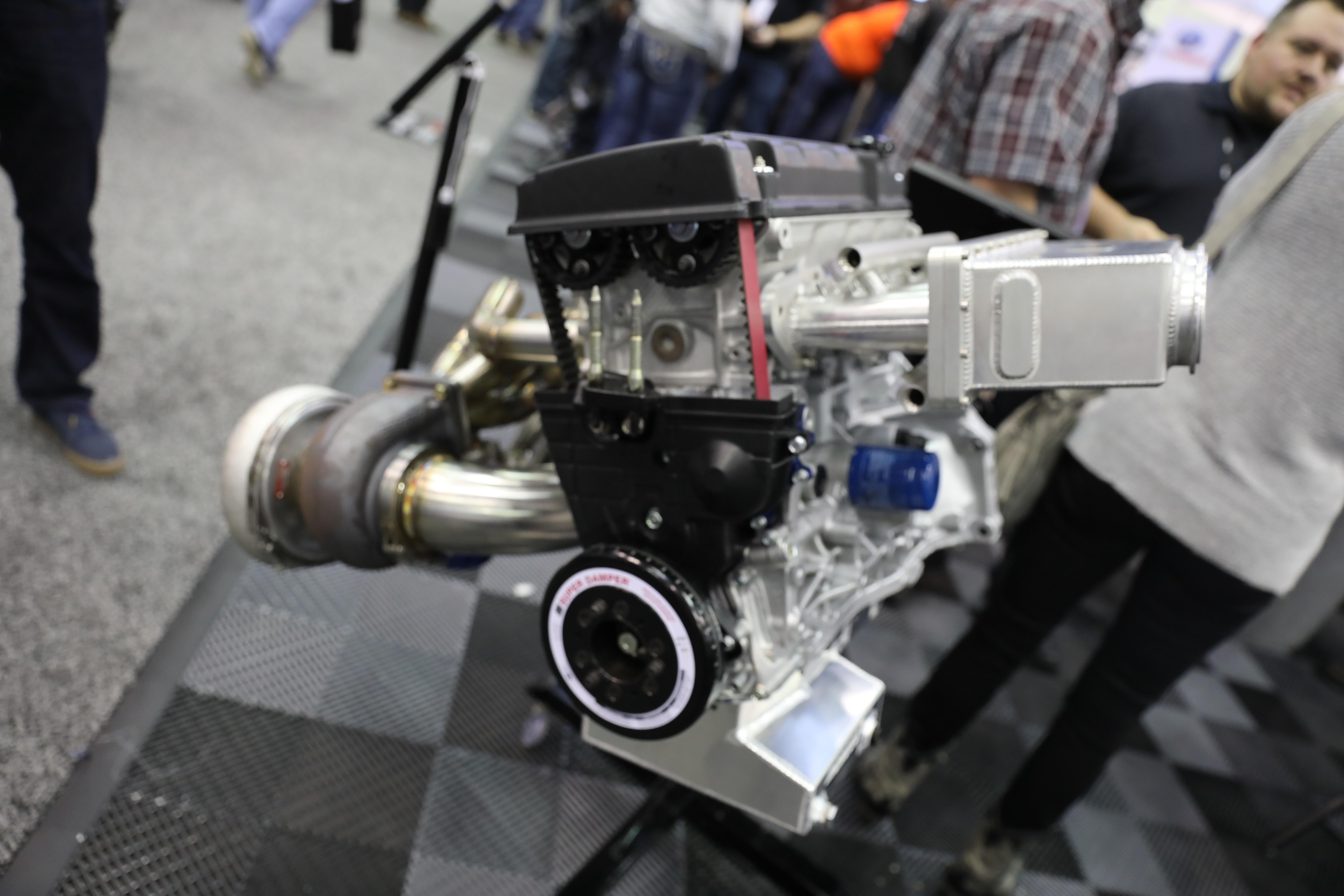 Inside Ramey Racing's 1,400HP B18c, 2-Liter, Record-Setting