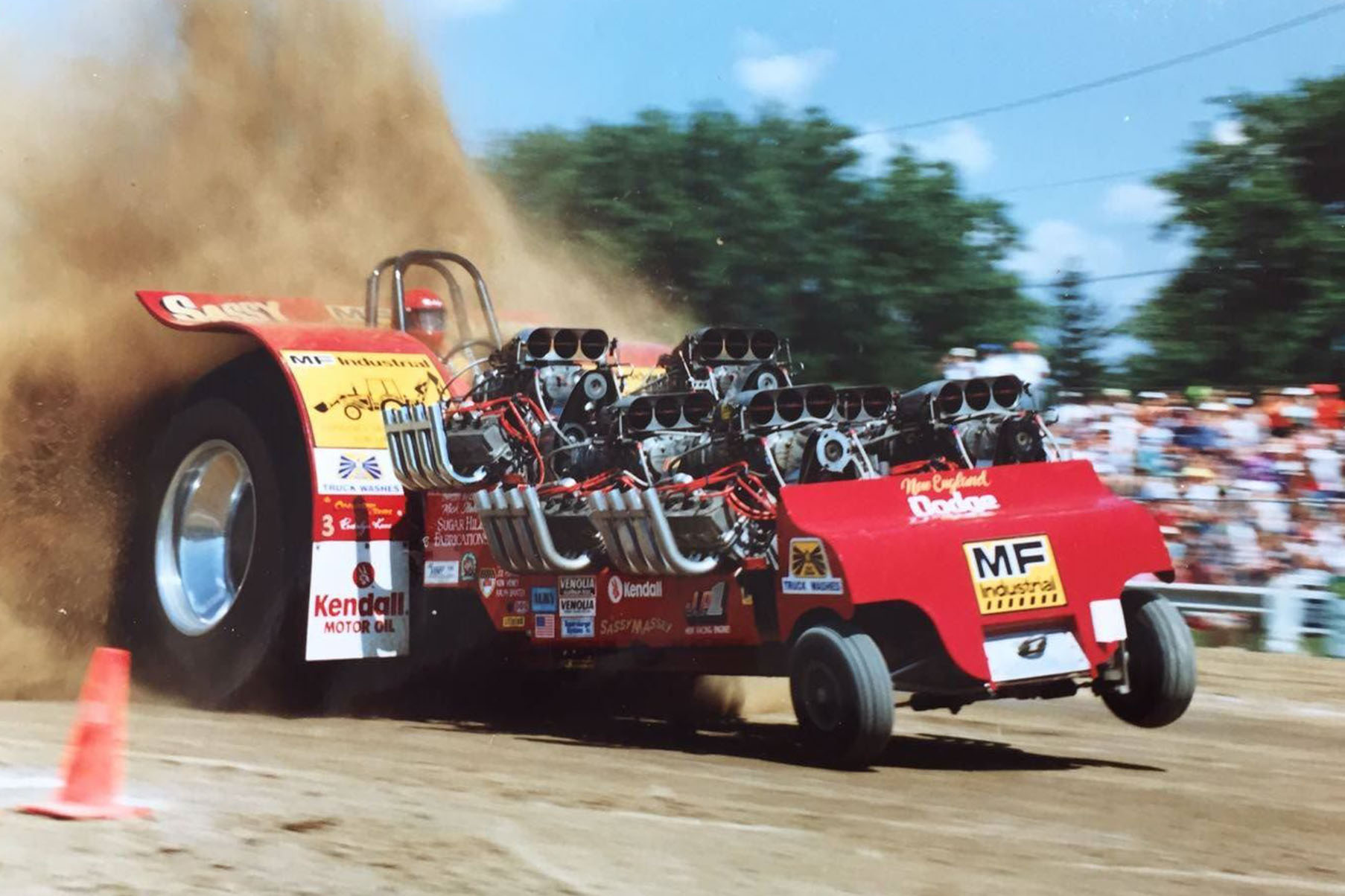 Sassy Racing Engines: An Institution of Supercharged, Hemi