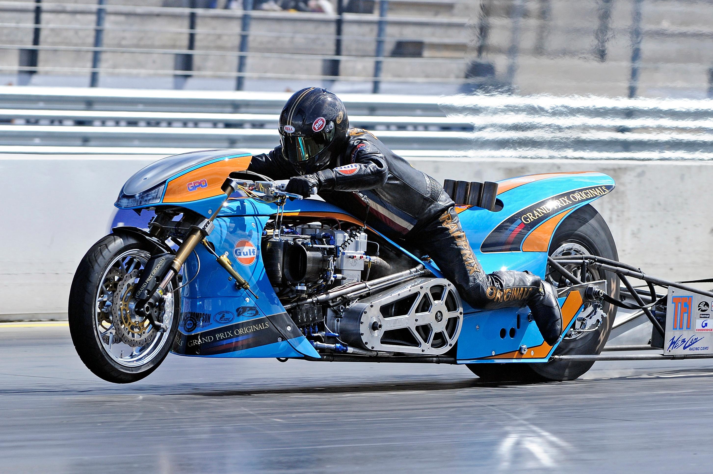 Inside King Racing's Puma-Powered Top Fuel Motorcycle