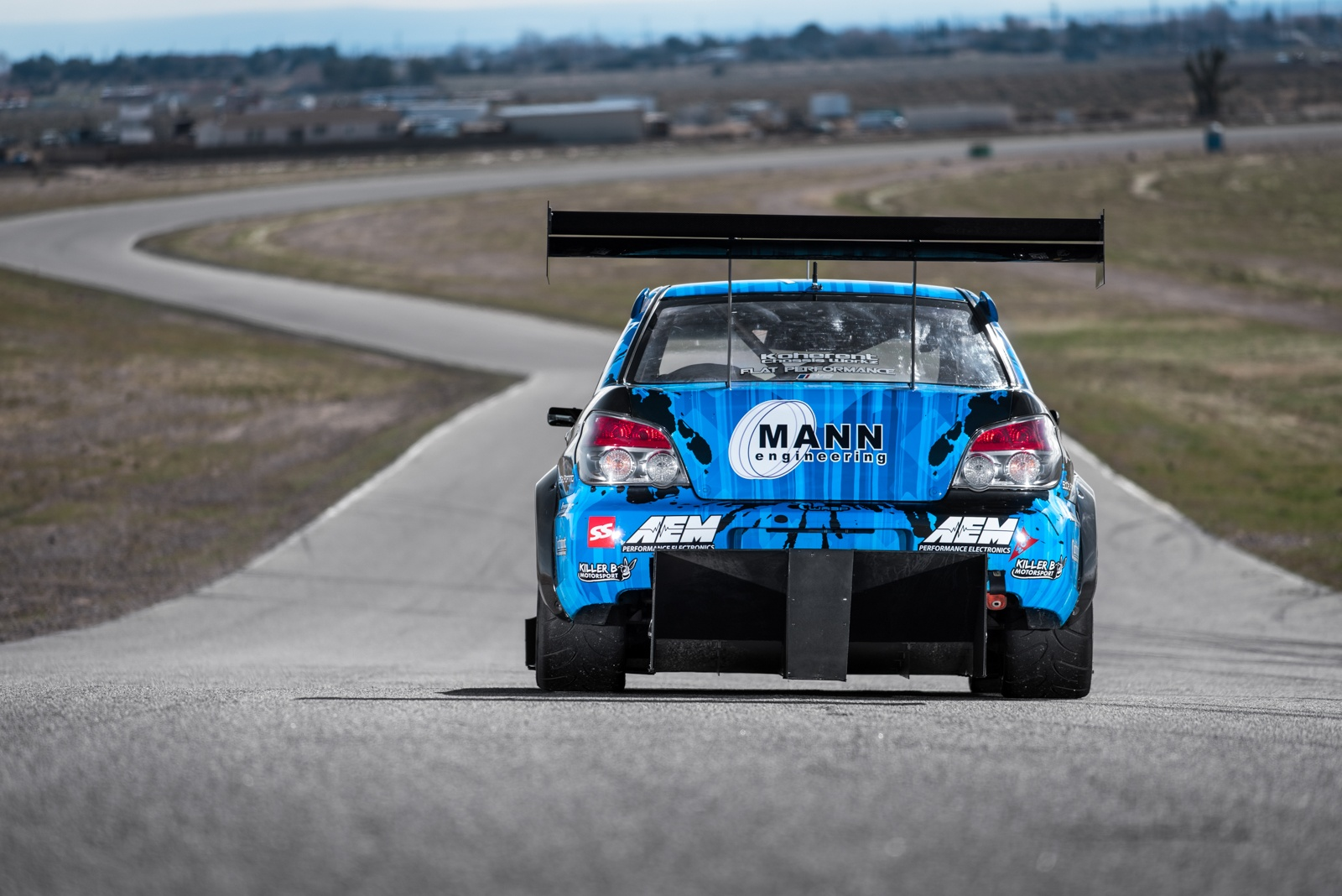 Under the Hood of Mark Jager's 800hp Time Attack WRX STi