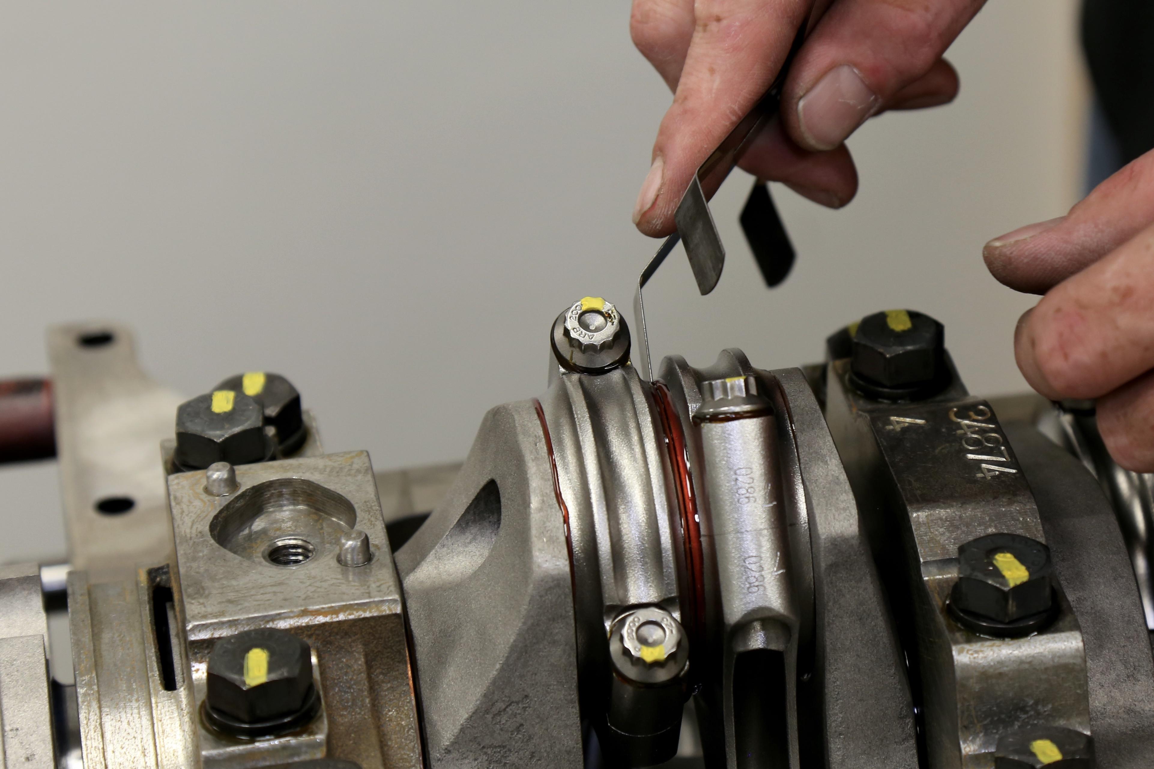Pump Gas Monster: CNC Motorsports Builds a 582ci BBC Bottom