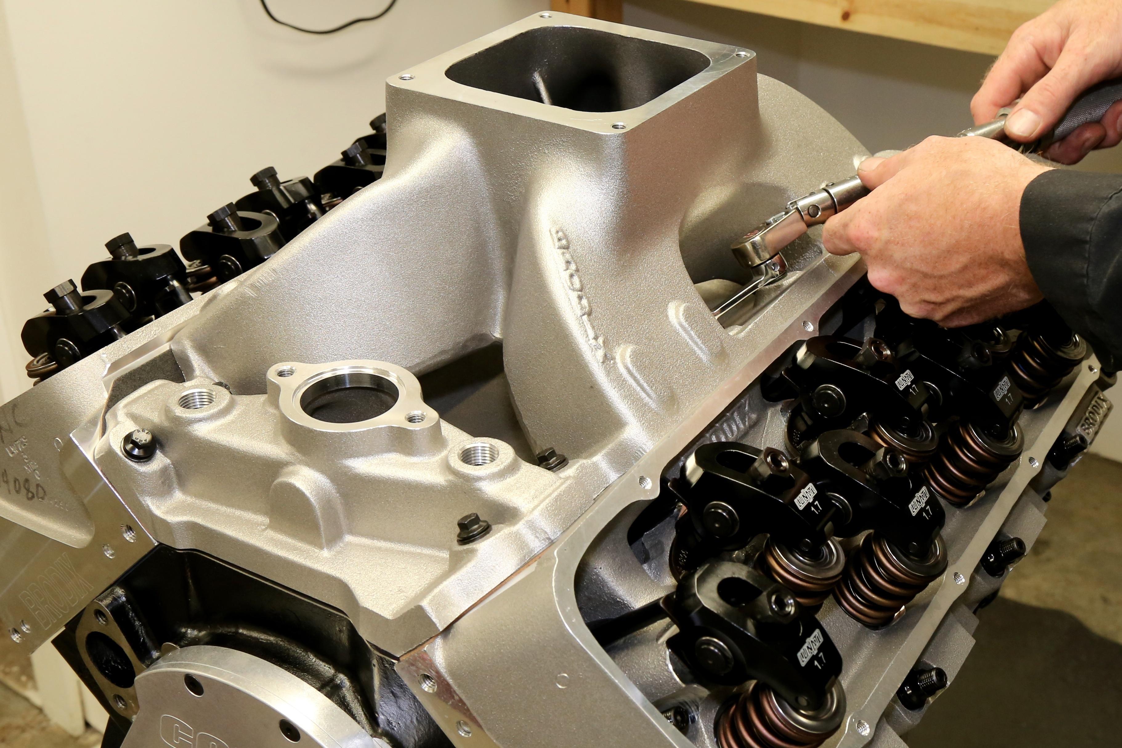 Pump Gas Monster: CNC Motorsports Builds a 582ci BBC (PT 2)