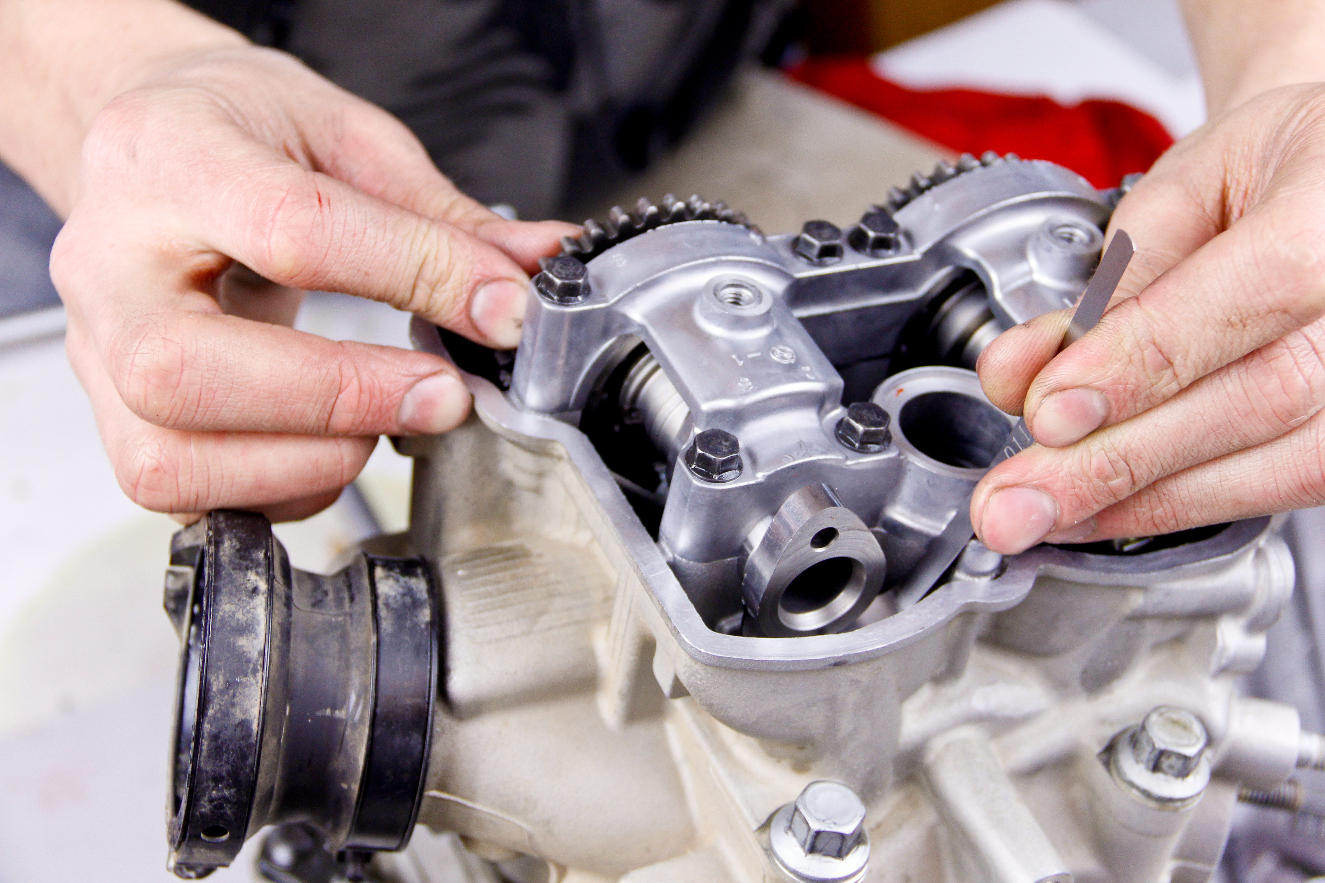 Checking and Adjusting Valve Clearance on Your Motorcycle