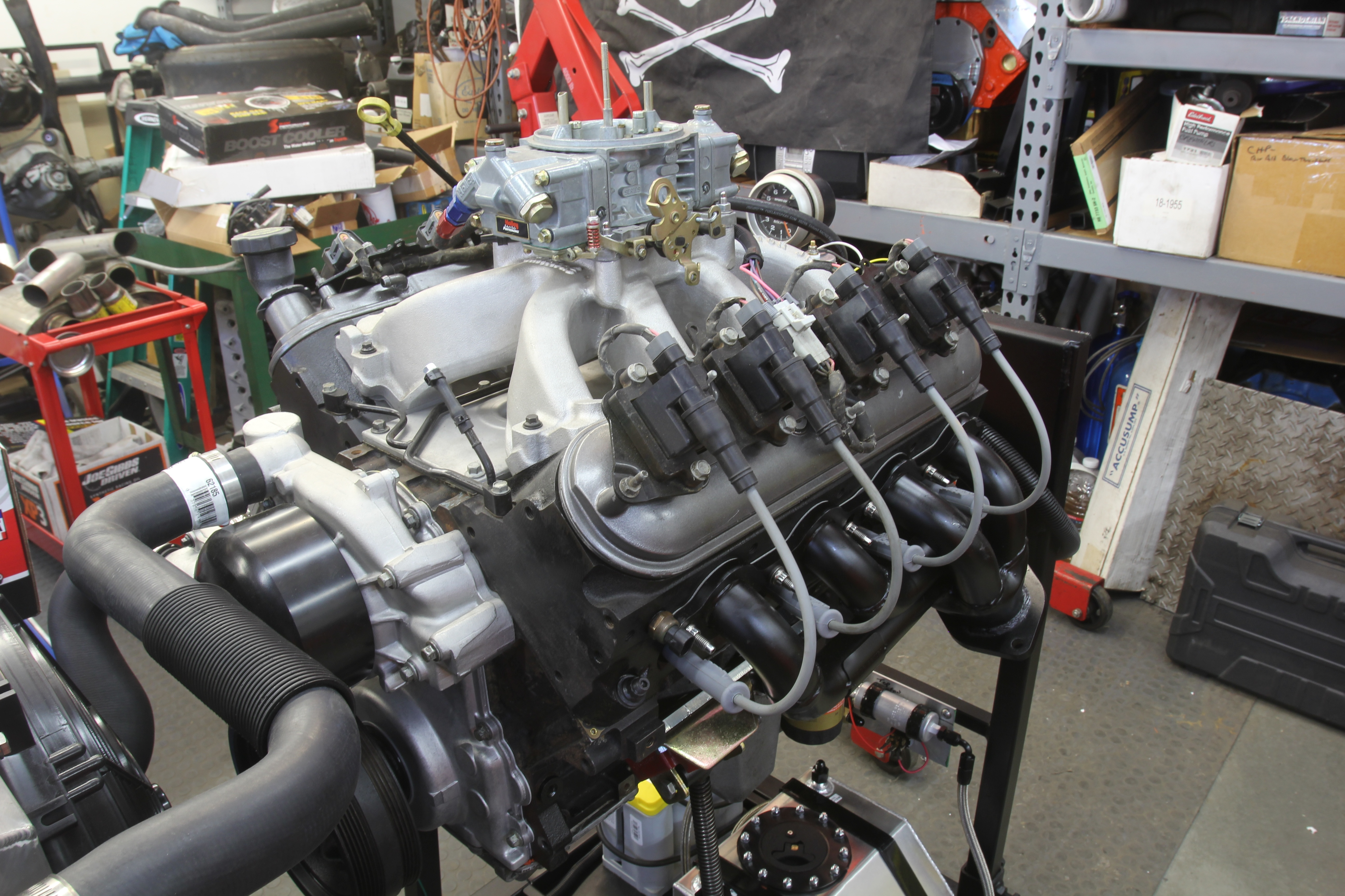 Everything You Wanted to Know About the GM LS Engine Family