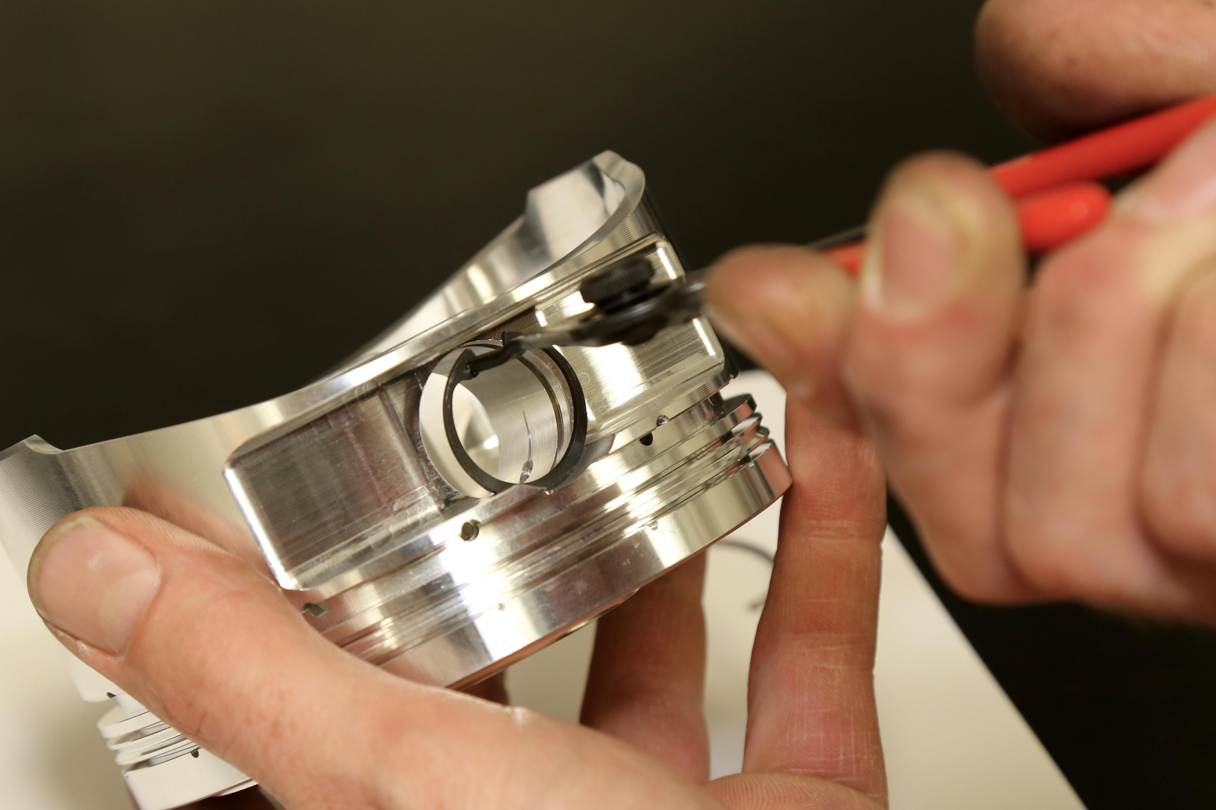 Pit Posse Piston Circlip  C Clip Installation Installing  Install Tool 18mm