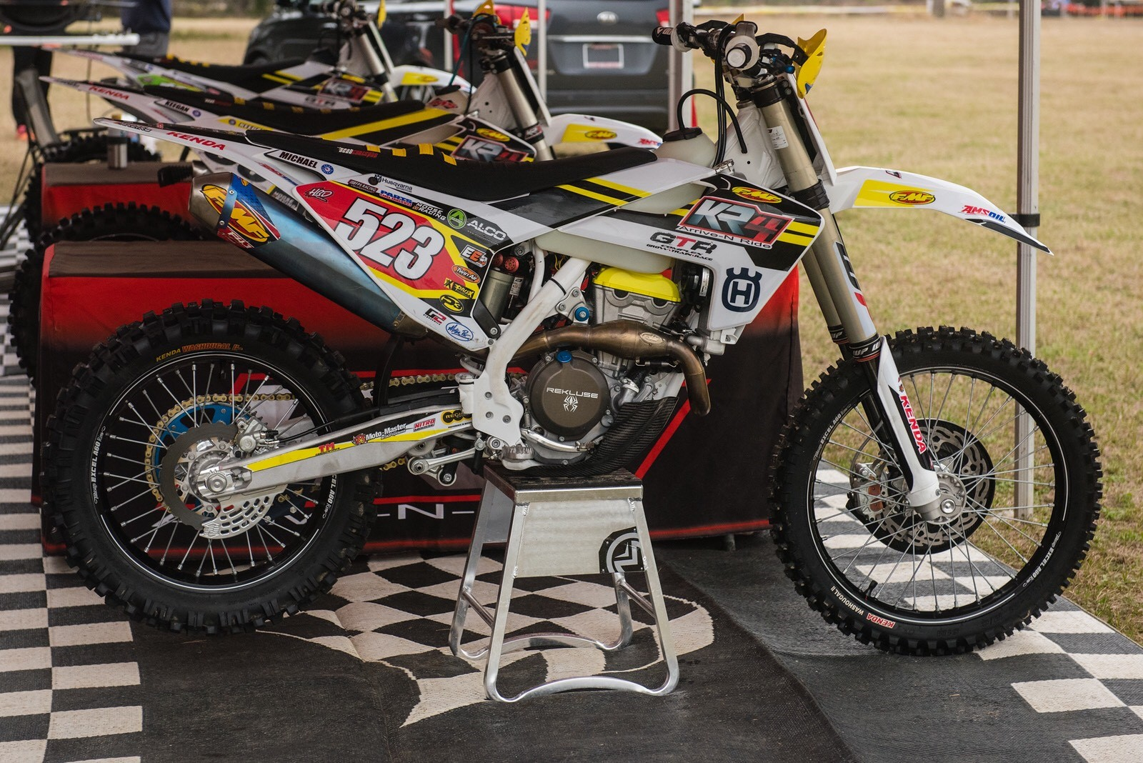 Building a Bulletproof Off-Road Race Bike with KR4 Performance