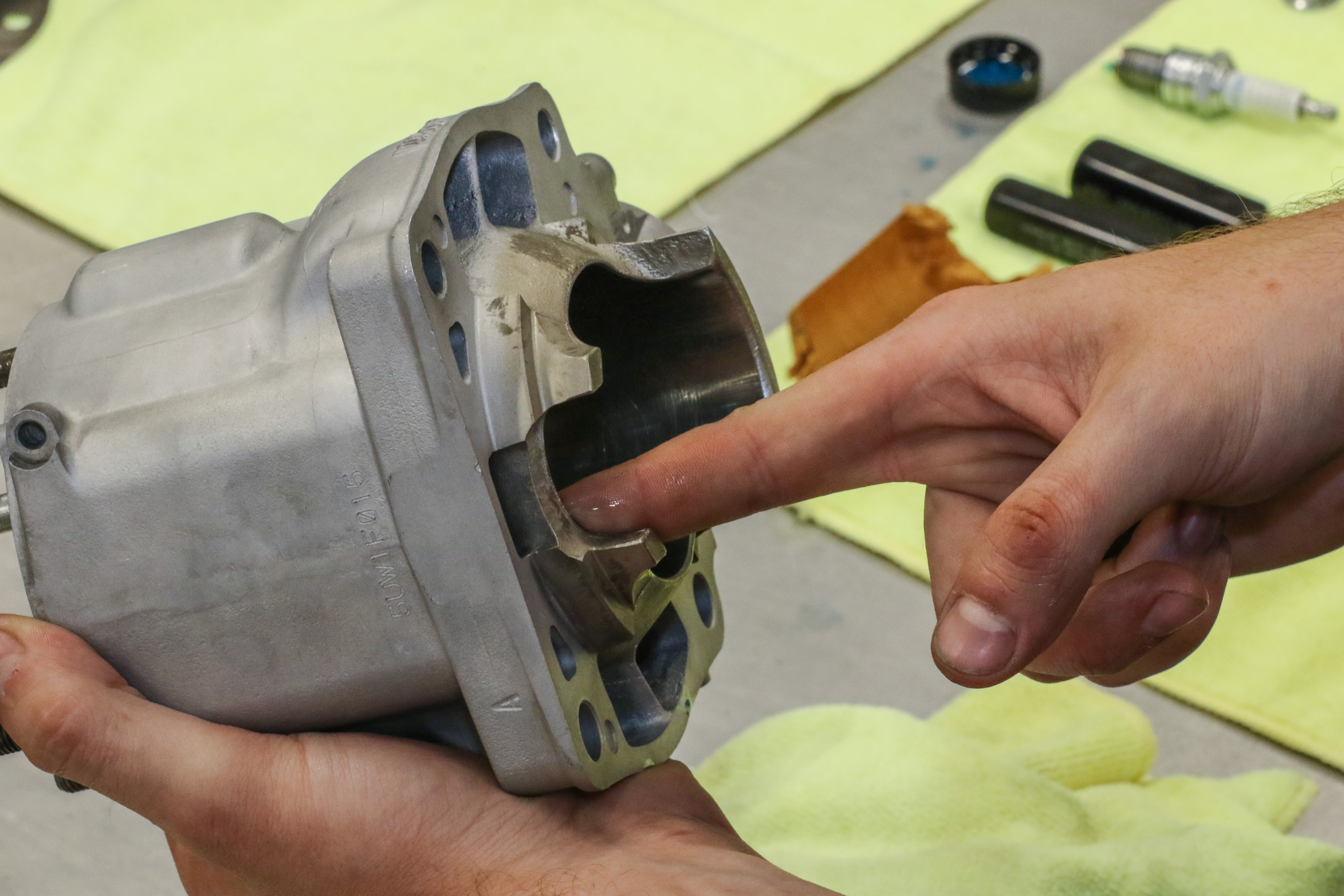 How to Rebuild the Top End in your Two-Stroke