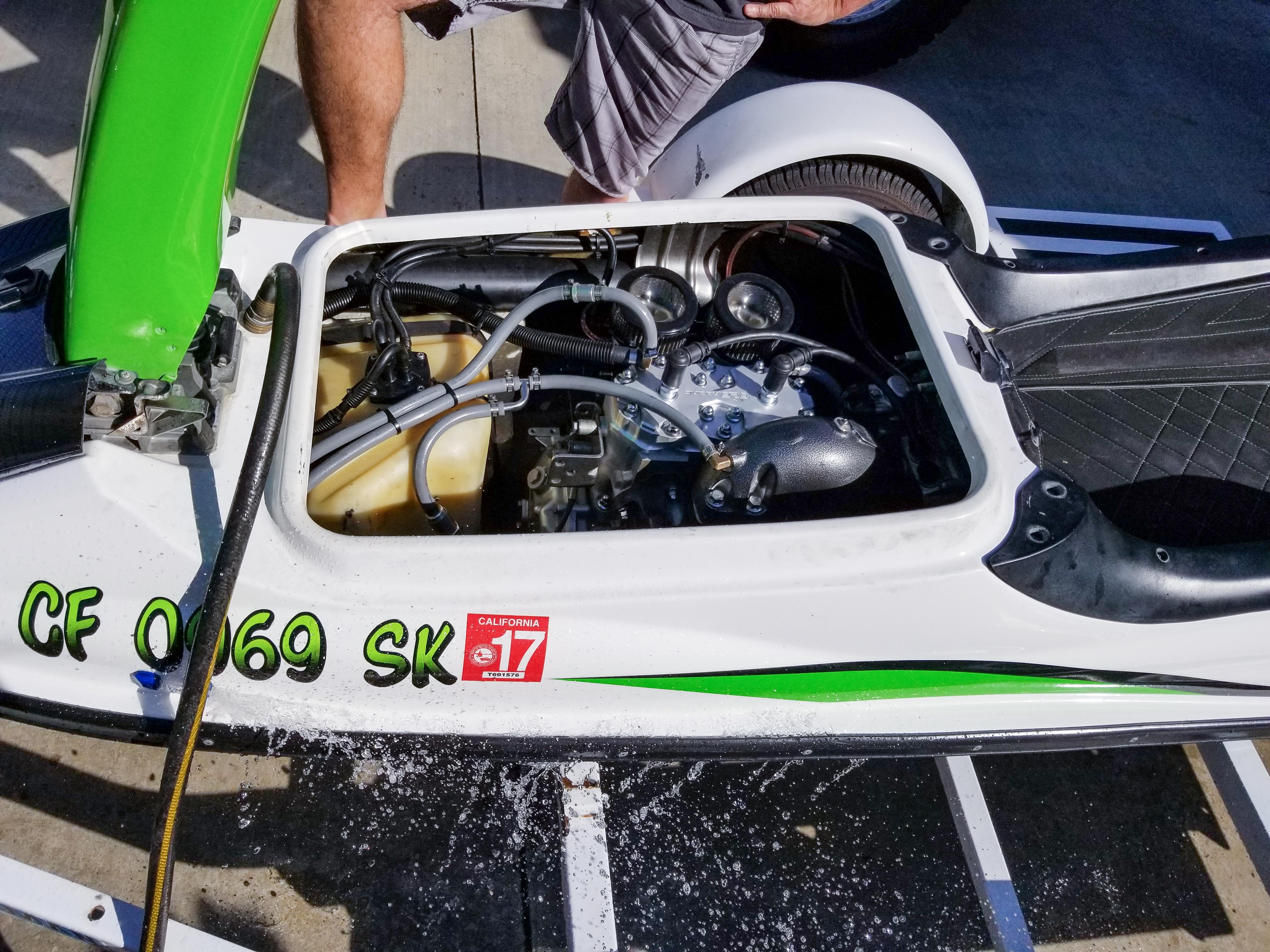 How To: Kawasaki SX-R 800 Jet Ski Top End Rebuild