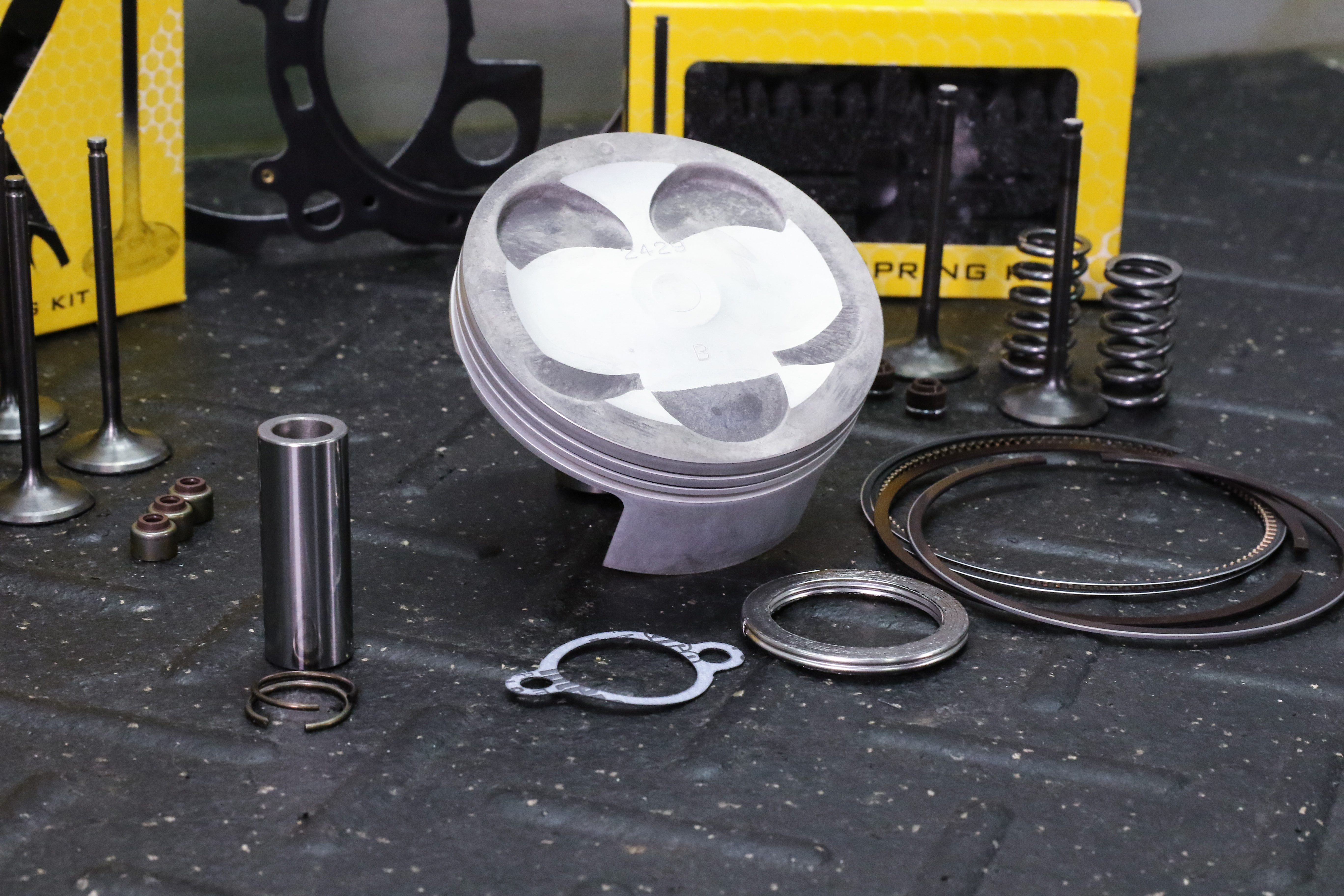 How-To: 4-Stroke Piston Replacement