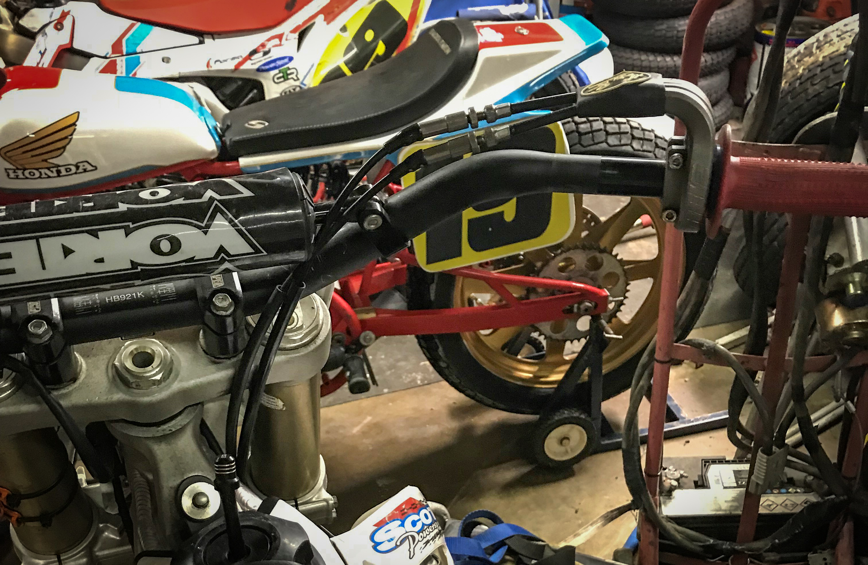 The Ins and Outs of Converting a Motocross Bike to a Flat