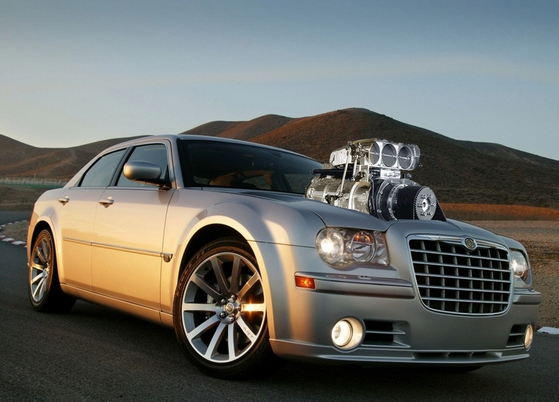 2006 chrysler 300 srt8 supercharger kit