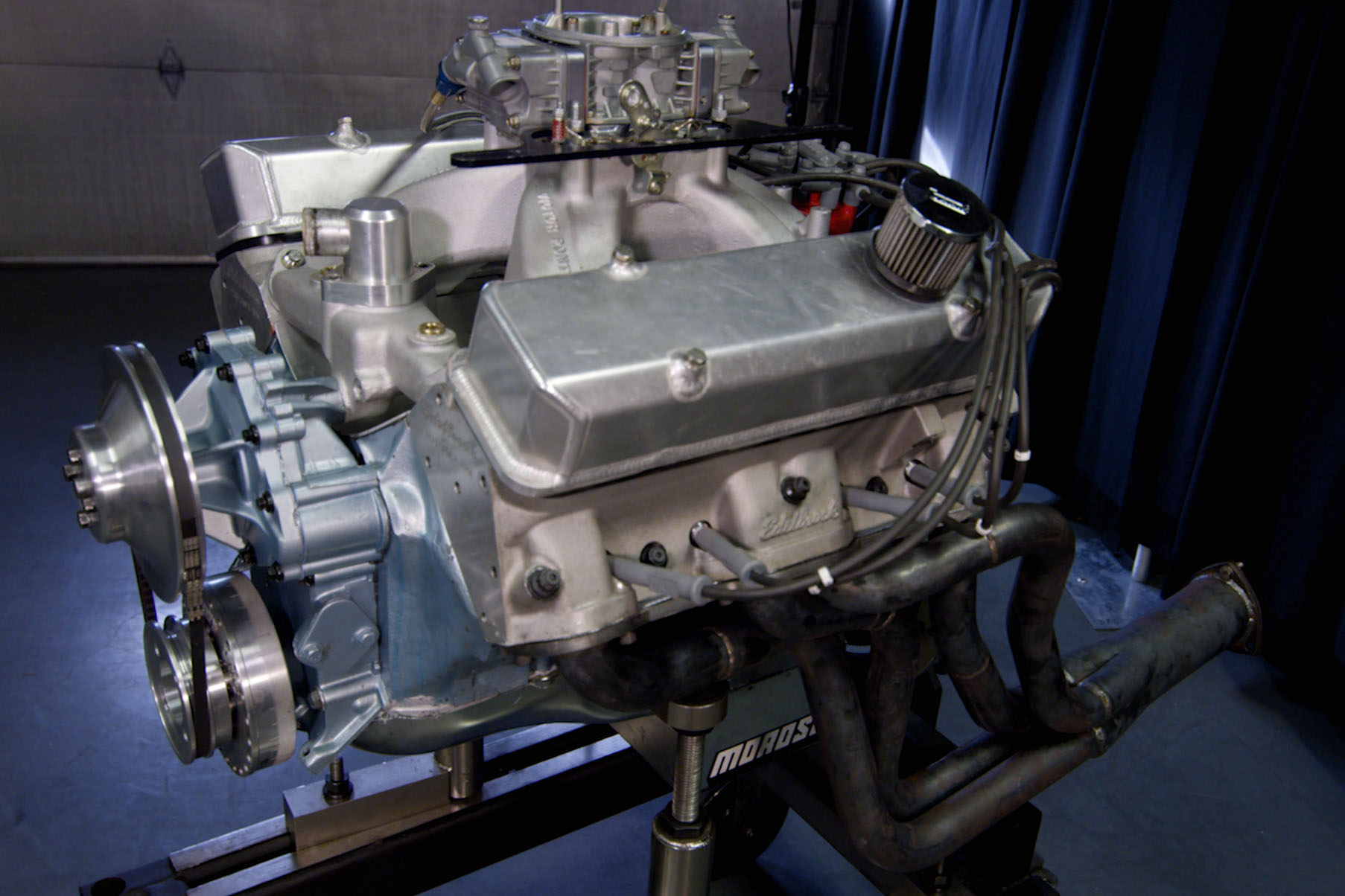 Ray's Dyno and Machine Built This 415ci Pontiac for Engine