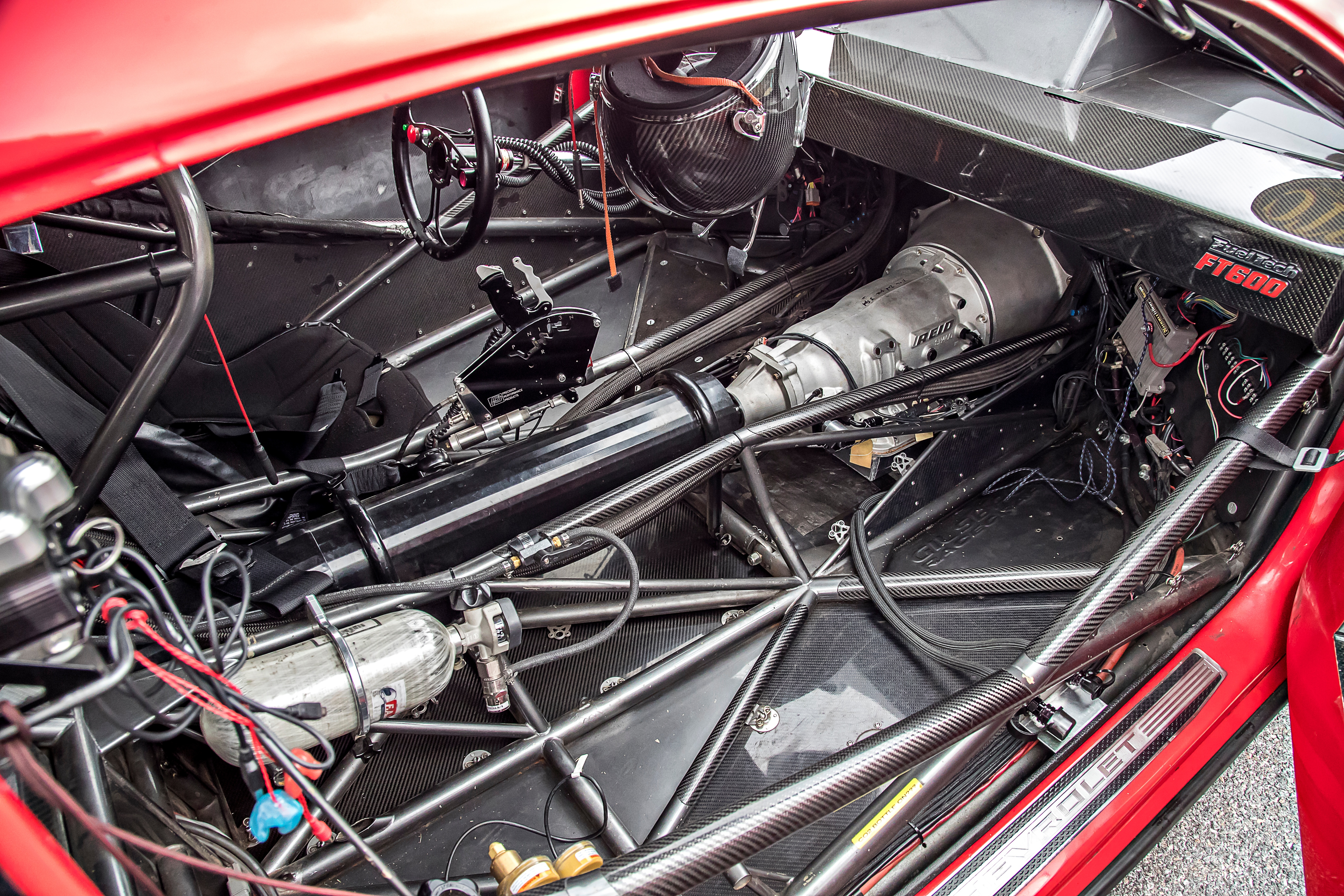 Inside Ryan Martin's 4,500hp Radial VS  The World Fireball