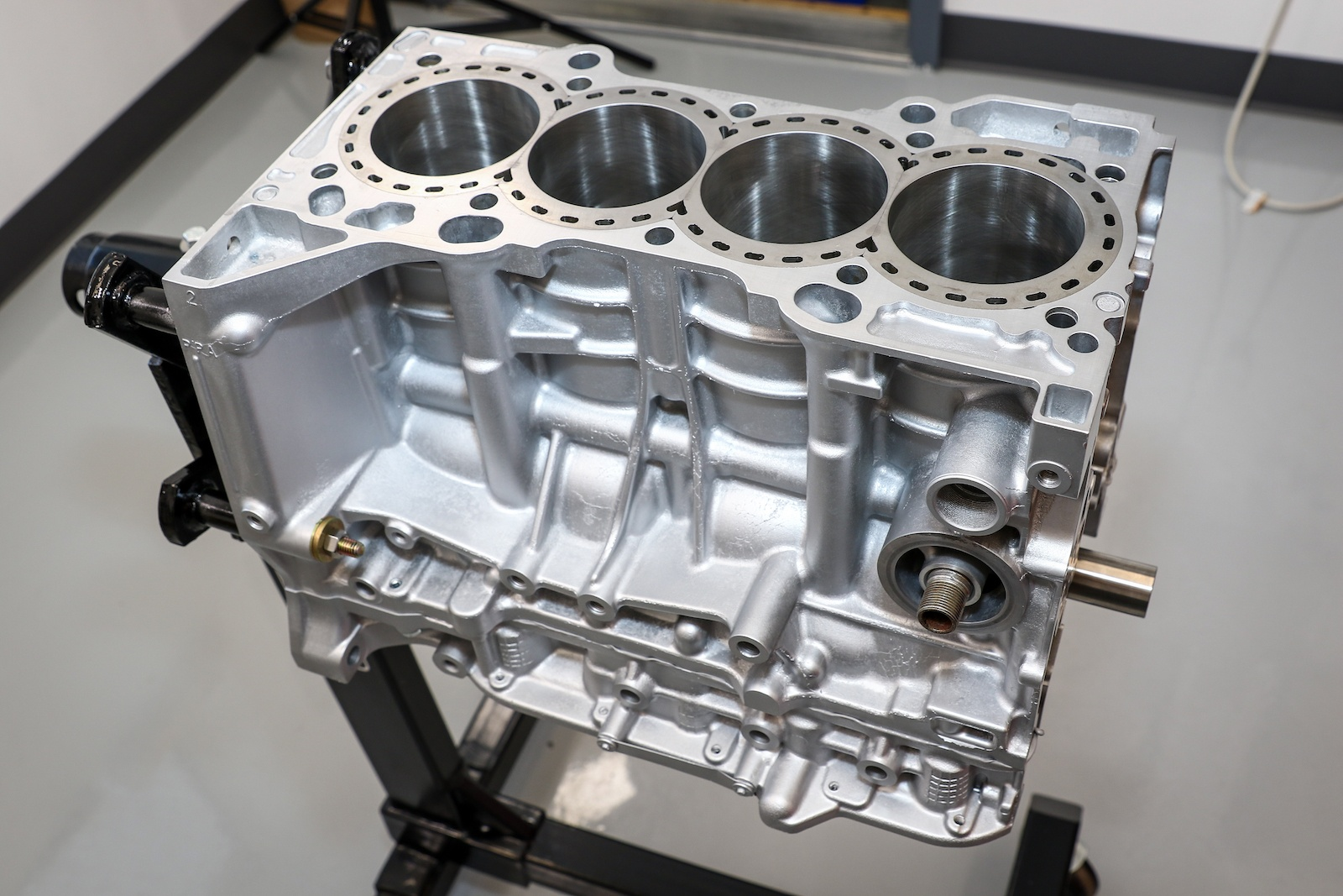 The 500 Horsepower Naturally Aspirated K24 Engine by 4Piston