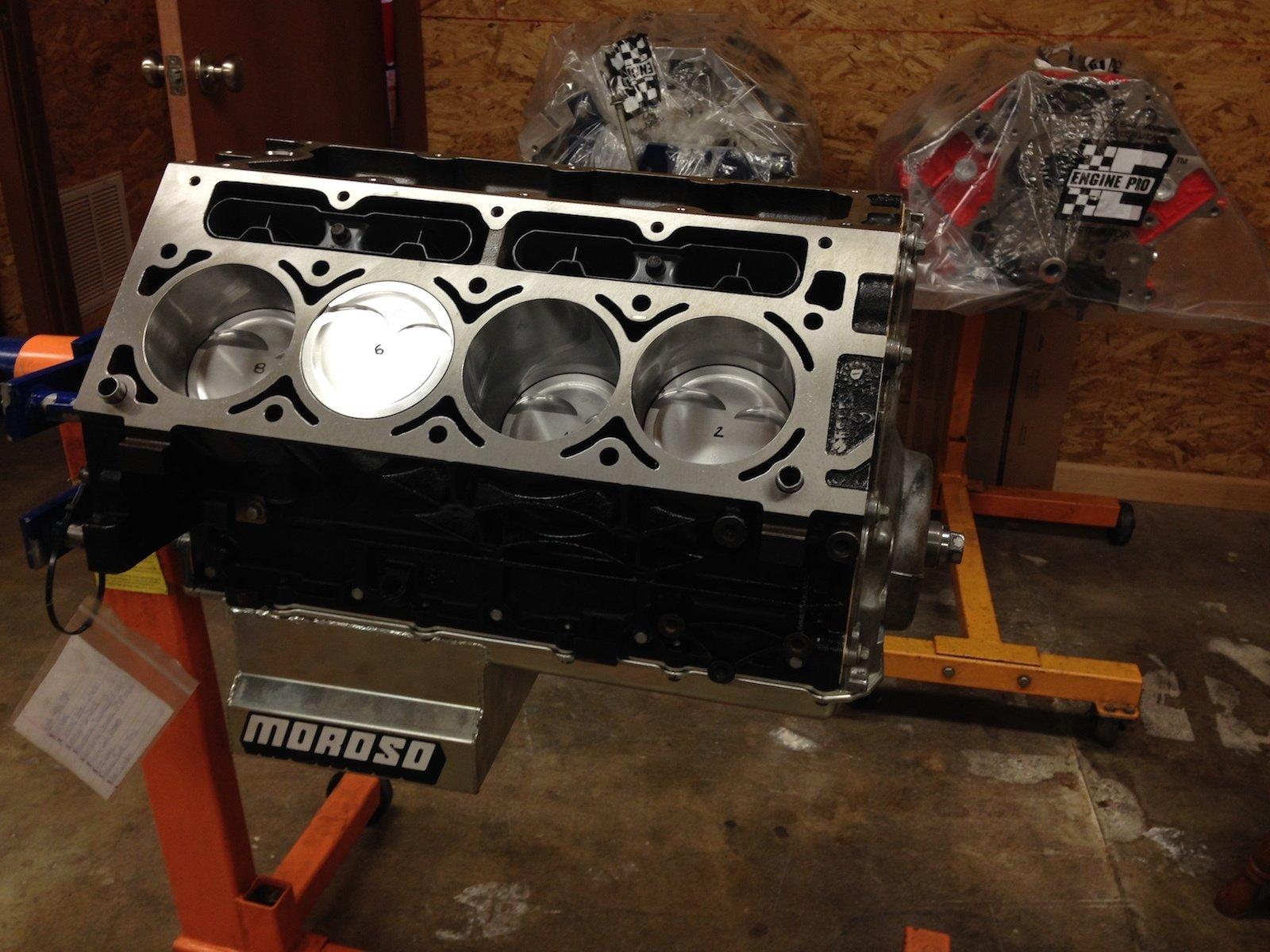LQ9 440ci Stroker Breathes New Life