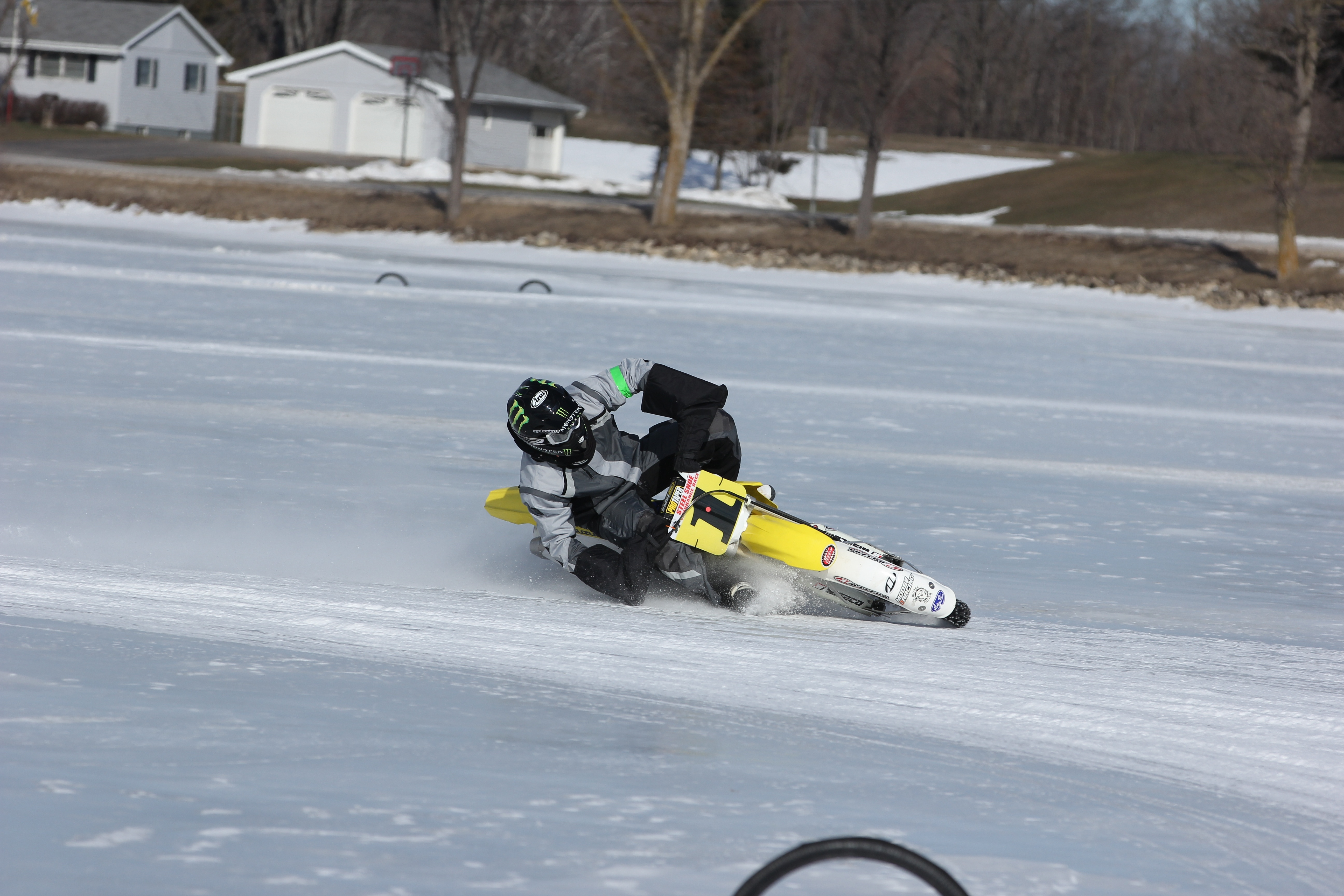 Ice Racing: An Inside Look at Racing your Dirt Bike on the Ice