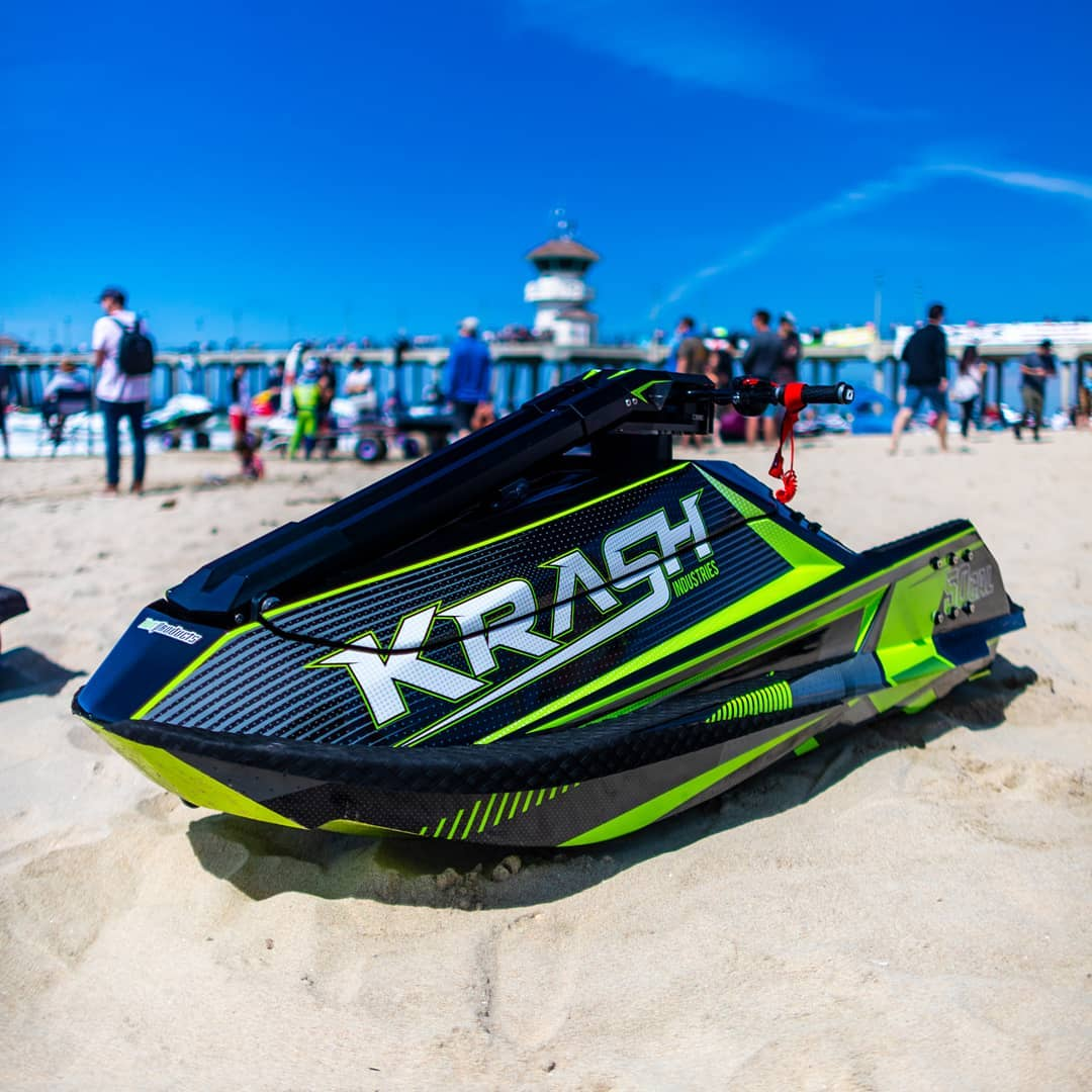 Krash Industries Lineup of Purpose-Built Watercraft are not Your