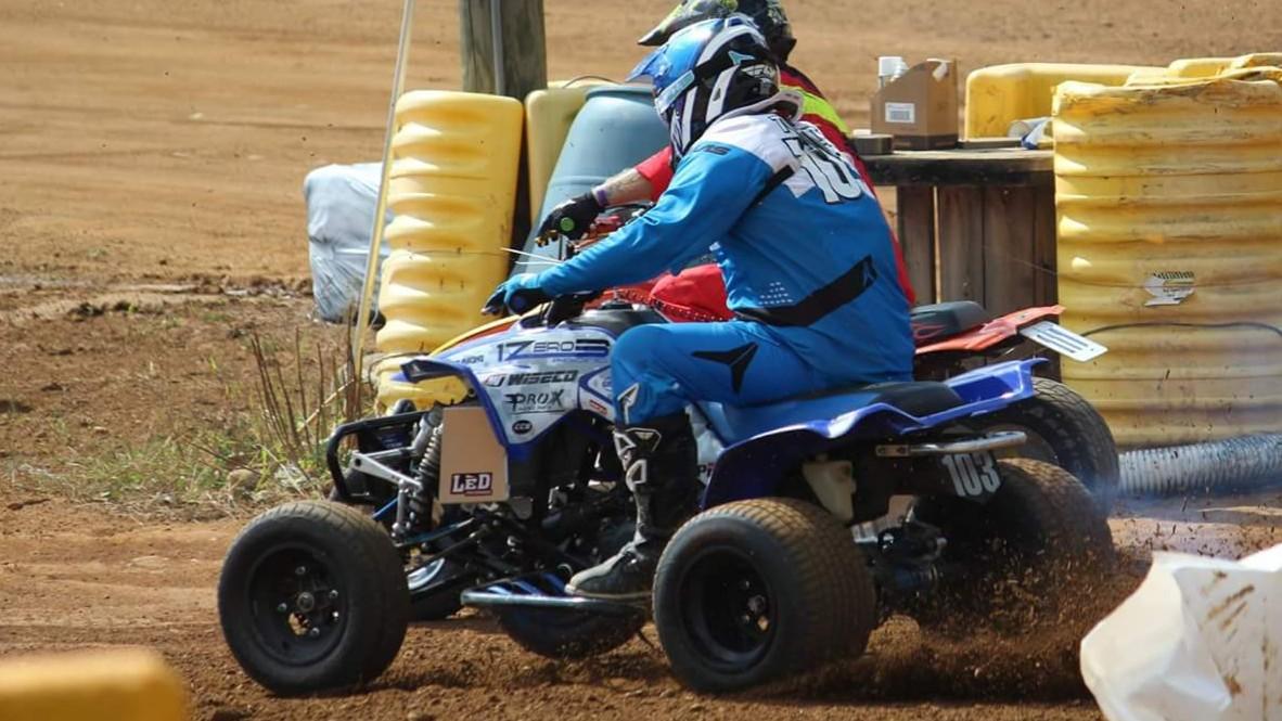 Wiseco Team Highlight: Steve Toutant's 390cc Two-Stroke TRX