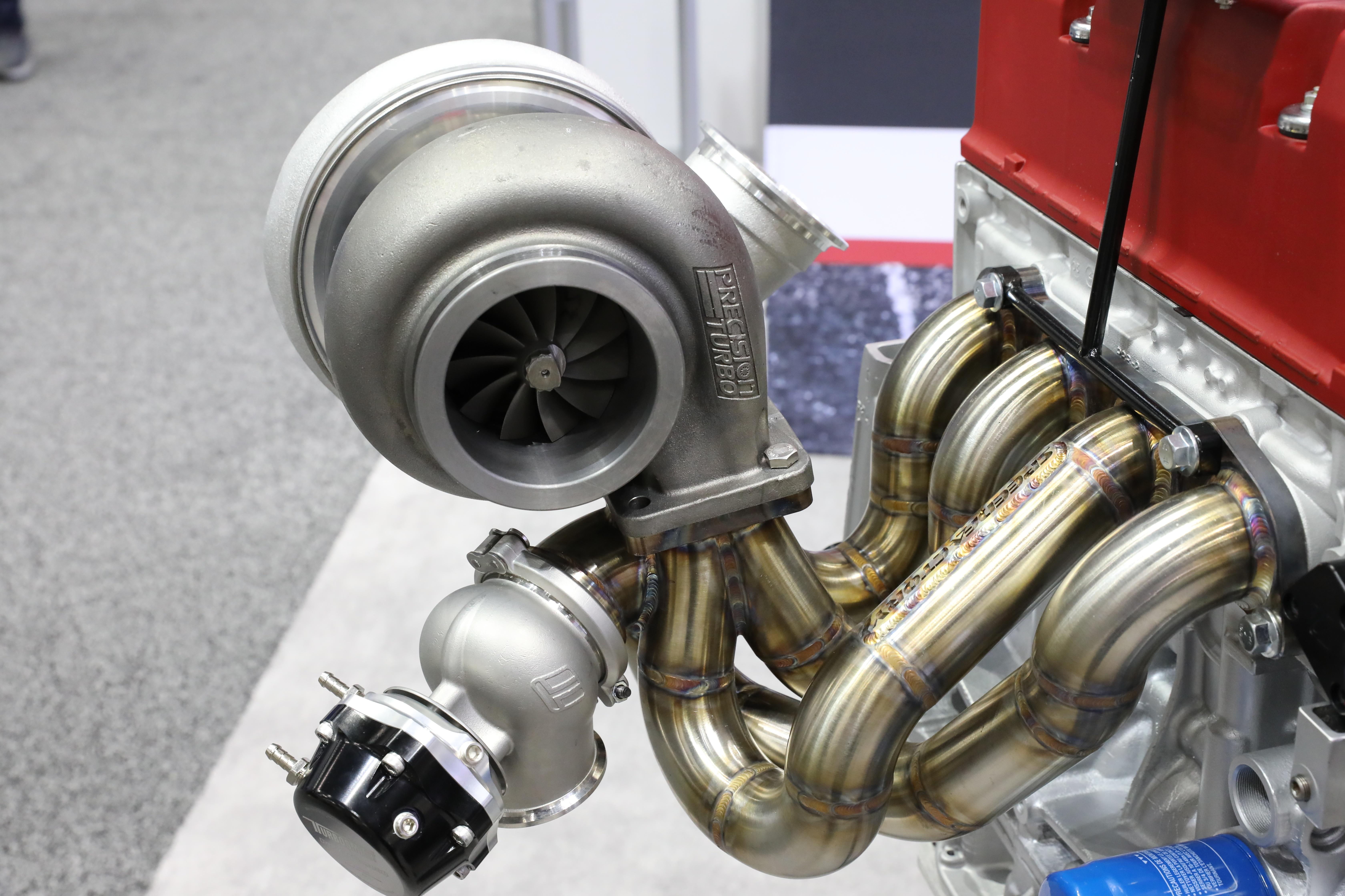 4 Piston Racing's 1,000hp-Plus Honda K Series Build
