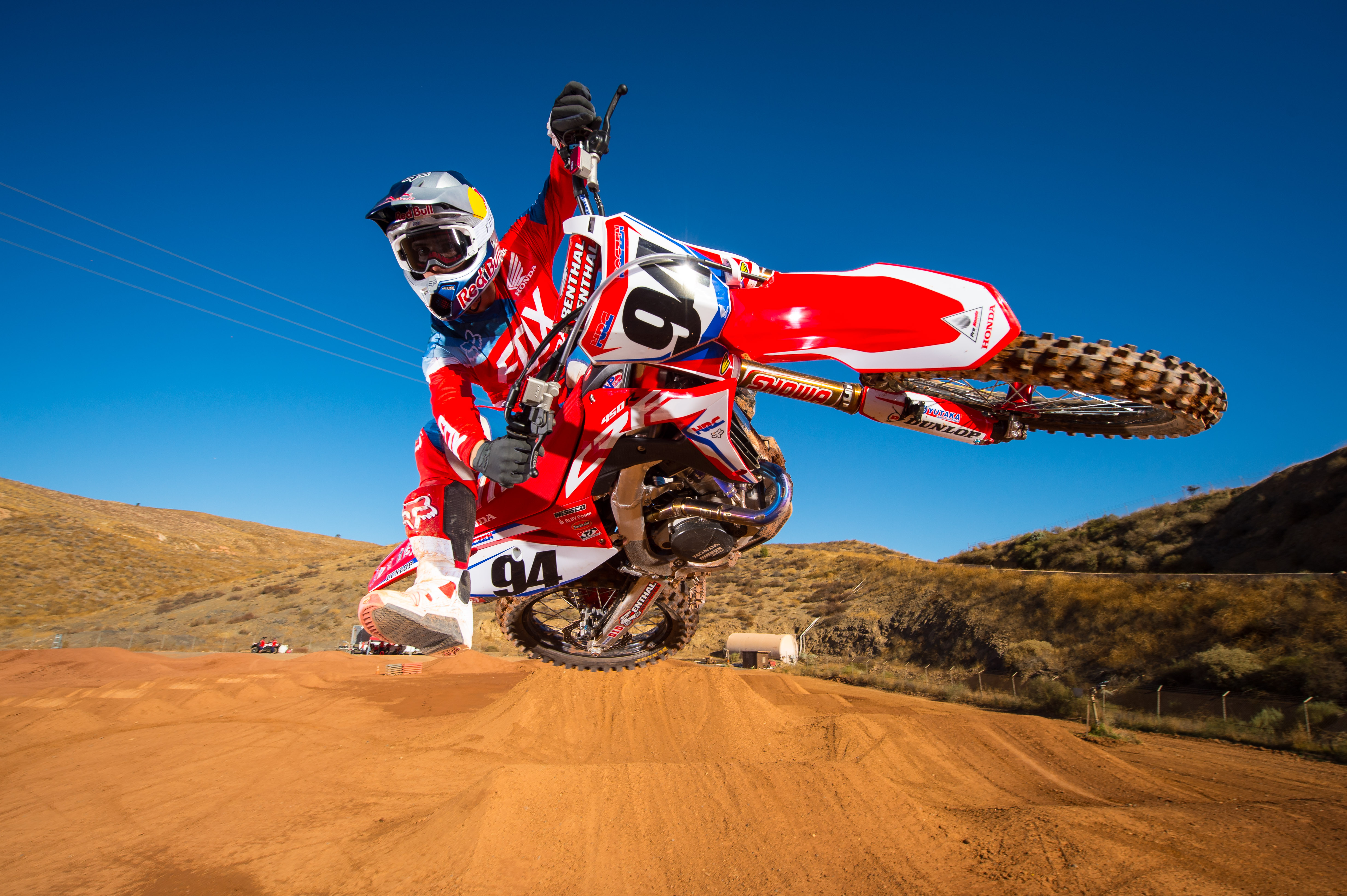 Wiseco Forges New Relationship with Team Honda HRC and ...