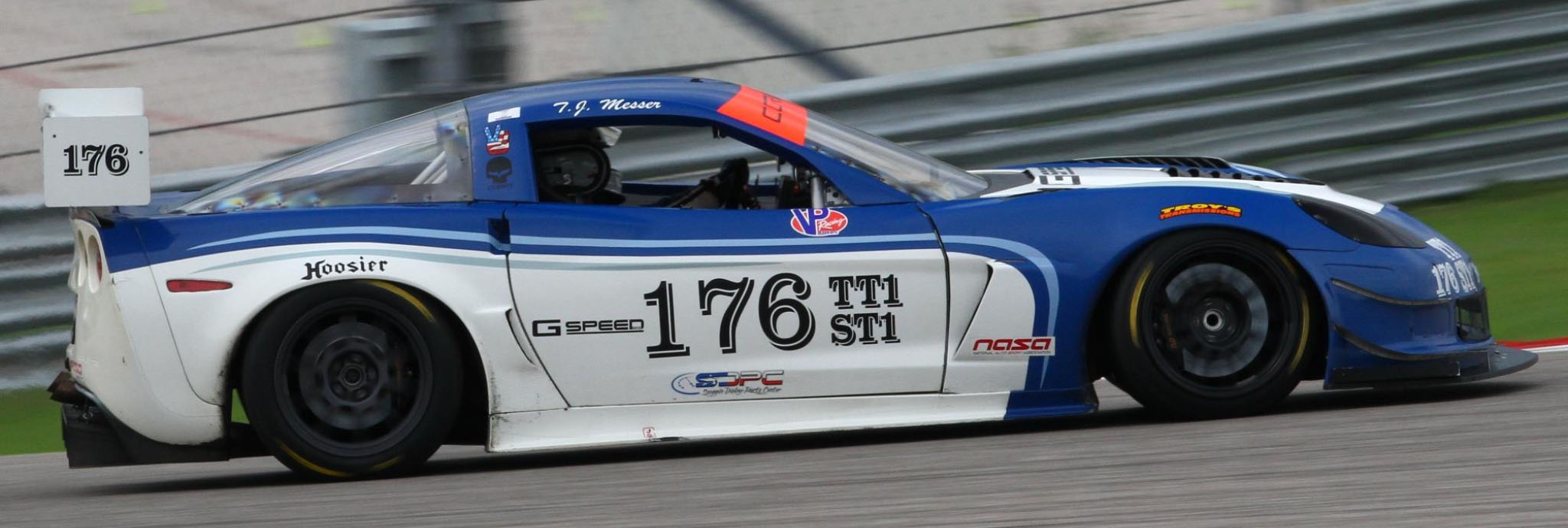 One Shop, Two NASA Championship-Winning Corvettes: GSpeed Does The Math