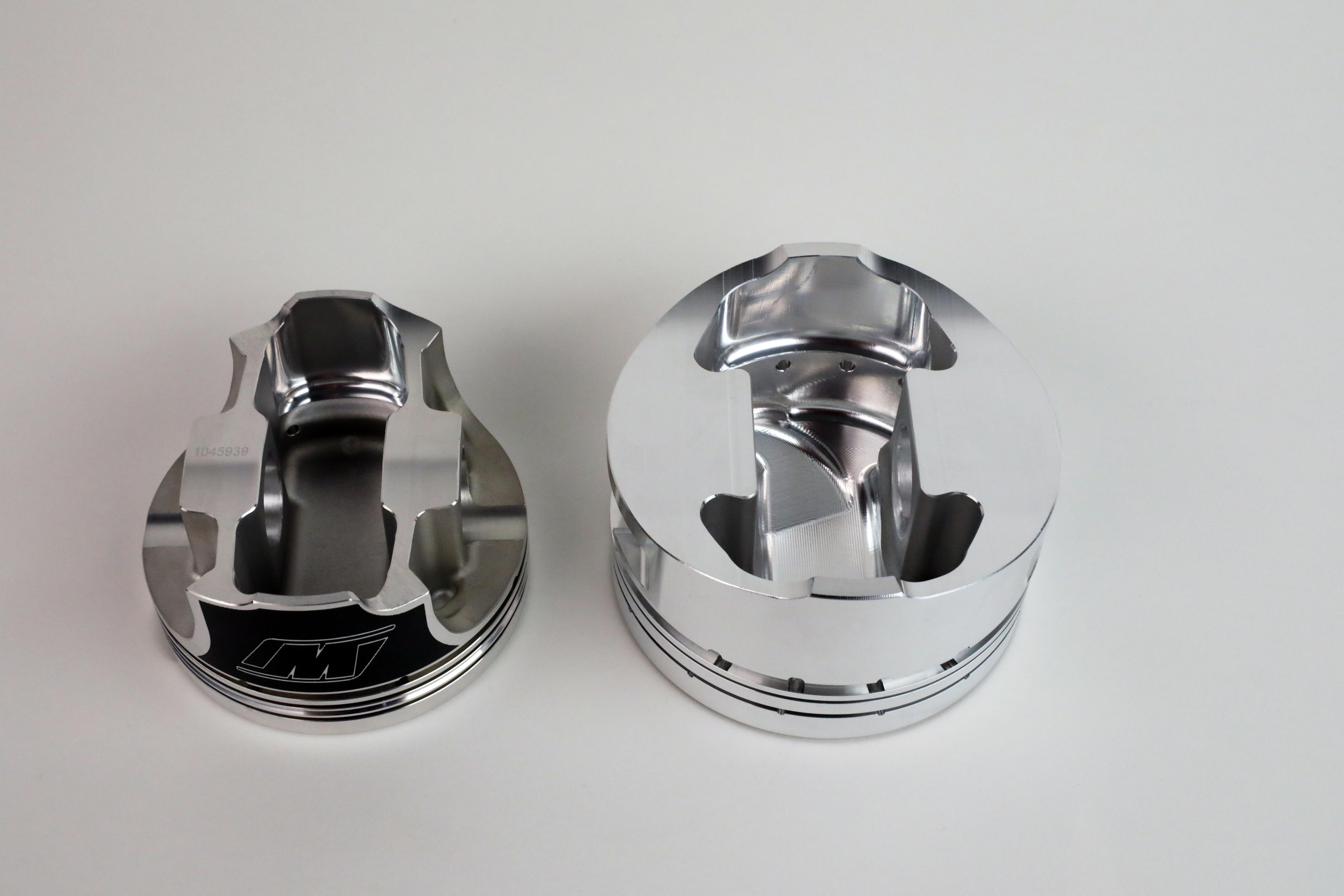 How To Make Pistons Lighter