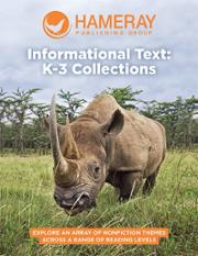 K-3 Informational Text Brochure