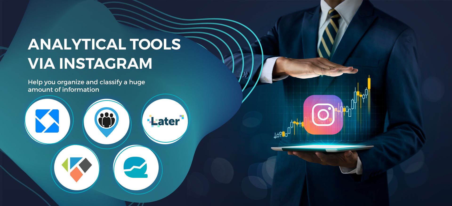 5 Tools to analyse social media