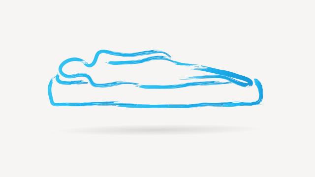 Seitenschläfer Bauchschläfer Diese Matratze Passt Dazu