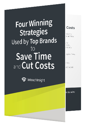 Four Winning Strategies of Top Brands for Cutting Costs & Saving Time
