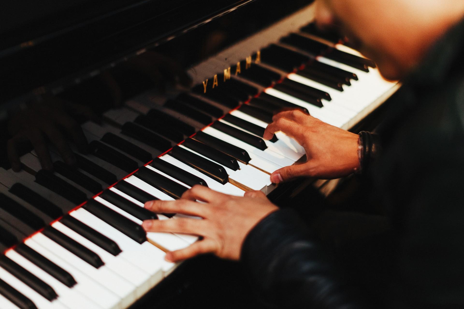 apprentissage piano