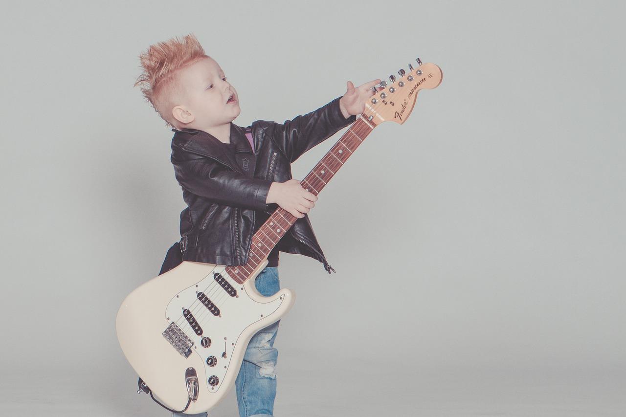 apprentissage guitare