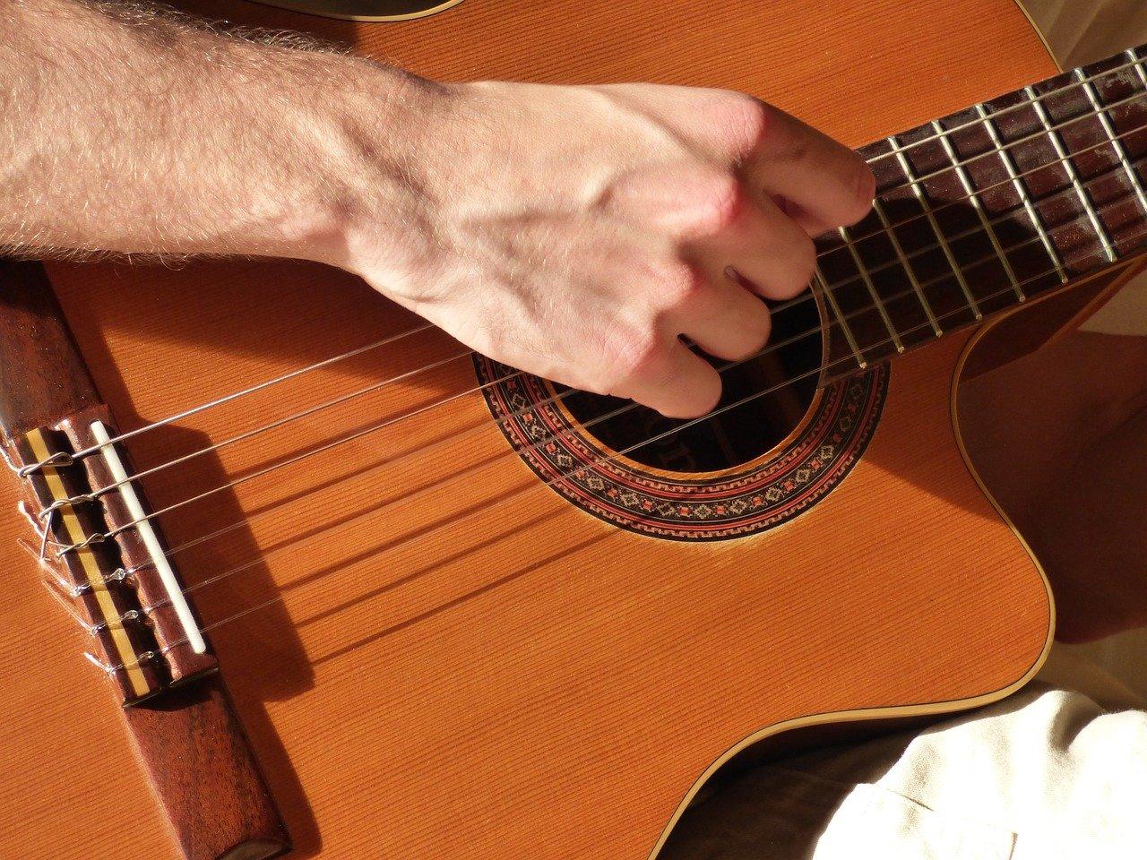 Quel est le tarif des cours de guitare