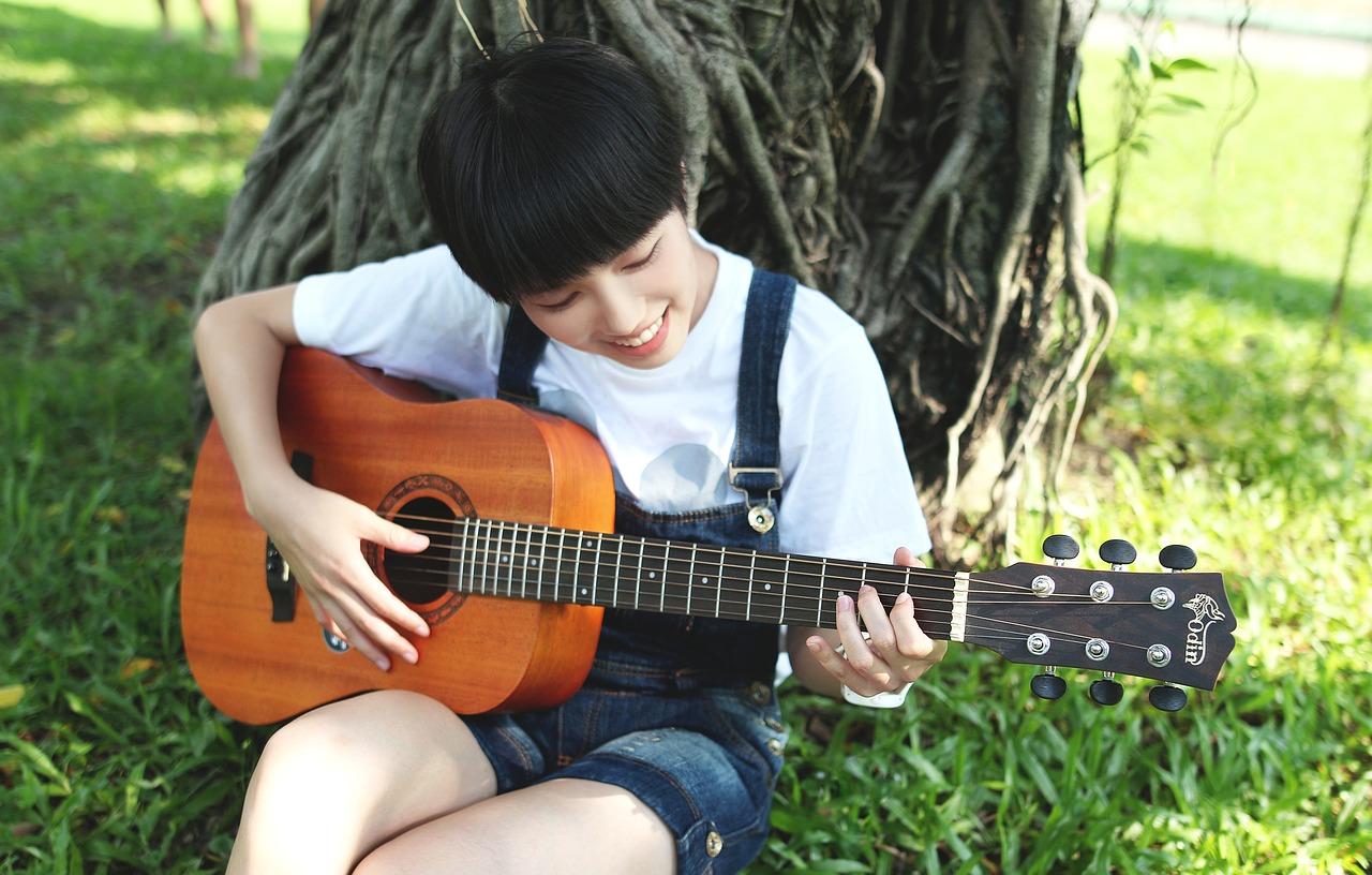 debuter guitare