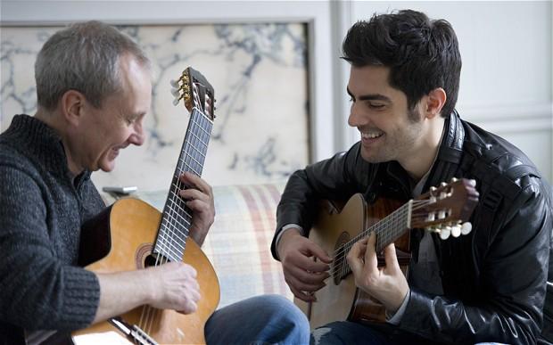 les accords de guitare qui vont ensemble